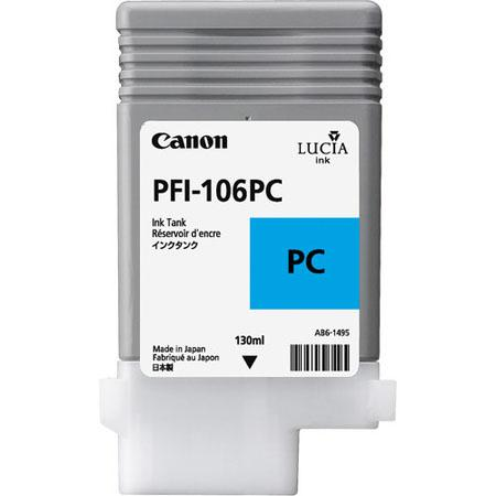 Click To Go To The PFI-106PC Cartridge Page